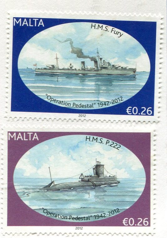 Malta - Views of Malta stamps