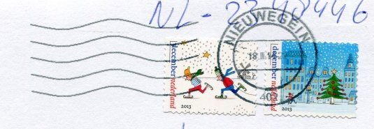 Netherlands - Amsterdam Multi stamps