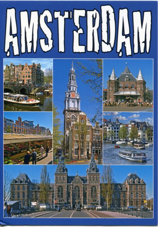 Netherlands - Amsterdam Multi