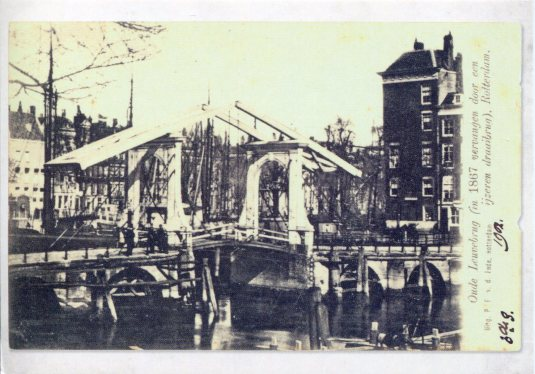Netherlands - Old Leuvebridge