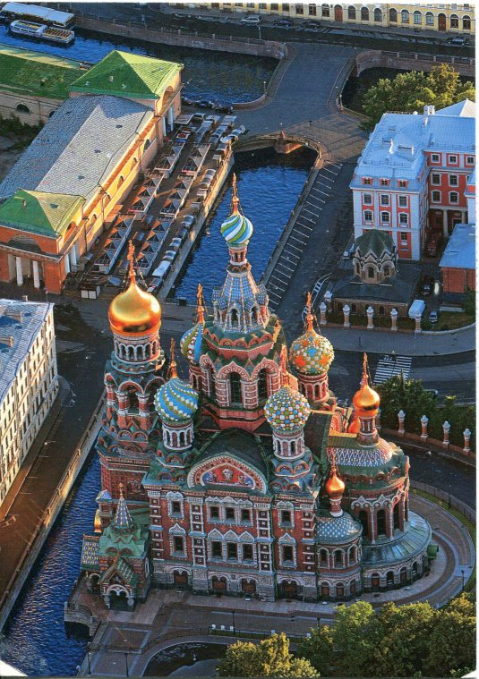 Russia - Cathedral of Resurrection
