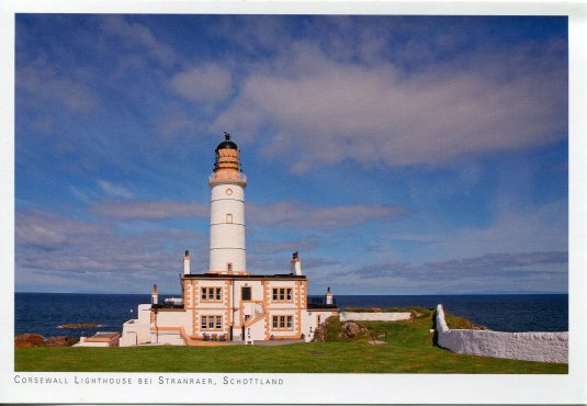 Scotland - Corsewall Lighthouse
