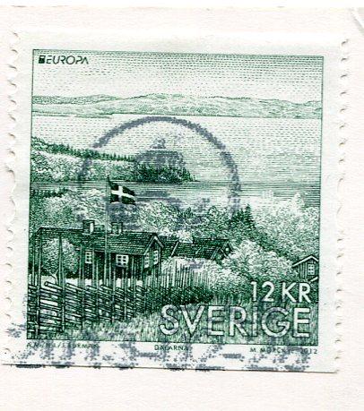 Sweden - Stockholm stamps