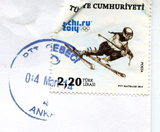 Turkey - Young and Old stamps