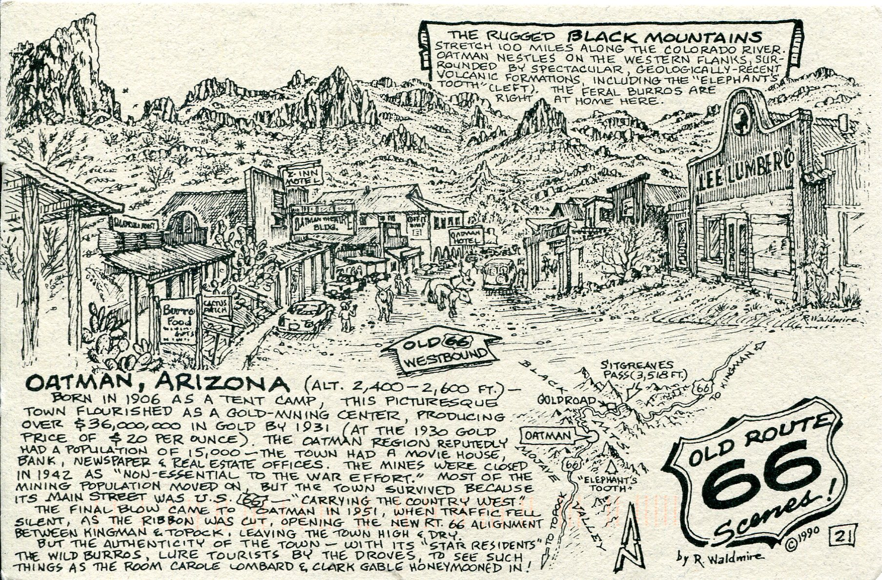 Route Planner Fantastic Caverns Americas Only Ride Thru Cave - Route 66 map usa