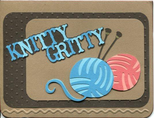 USA - Z - Knitty Gritty