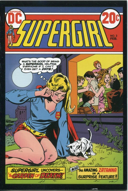 USA - Z - Supergirl