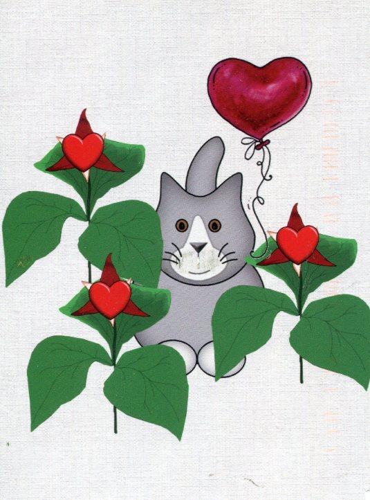 USA - Z - Valentine's Kitten