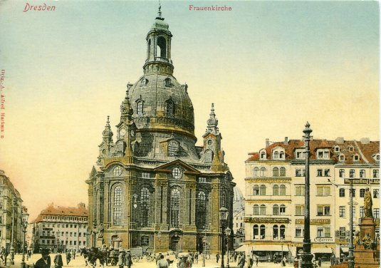 Germany - Church of Our Lady Dresden
