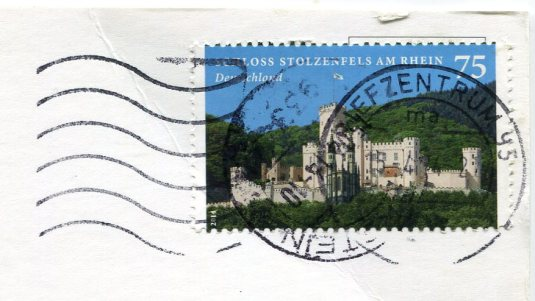 Germany - Kitten and Fawn stamps