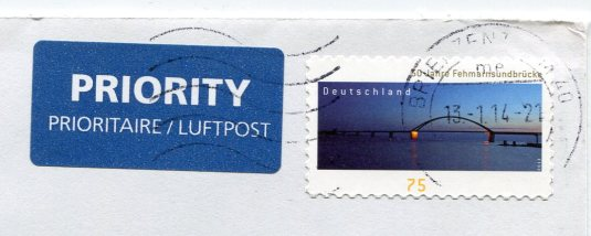 Germany - Narcissus stamps