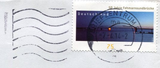 Germany - Pellworm Lighthouse stamps