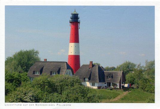 Germany - Pellworm Lighthouse