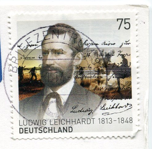 Germany - Tulips stamps