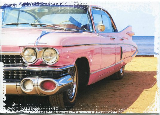 Netherlands - Pink Cadillac