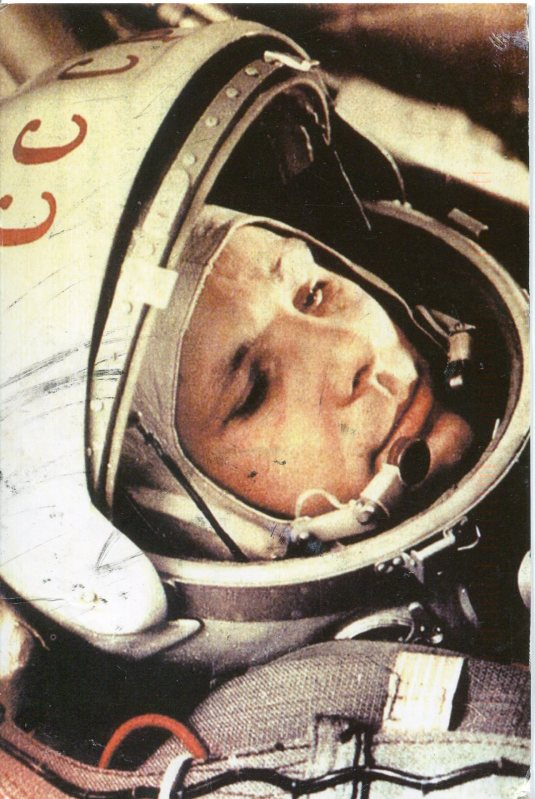 Russia - Yuri Gagarin