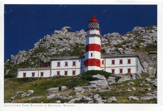 Spain - Cabo Silleriro Lighthouse
