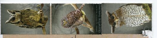 Thailand - Marigolds stamps