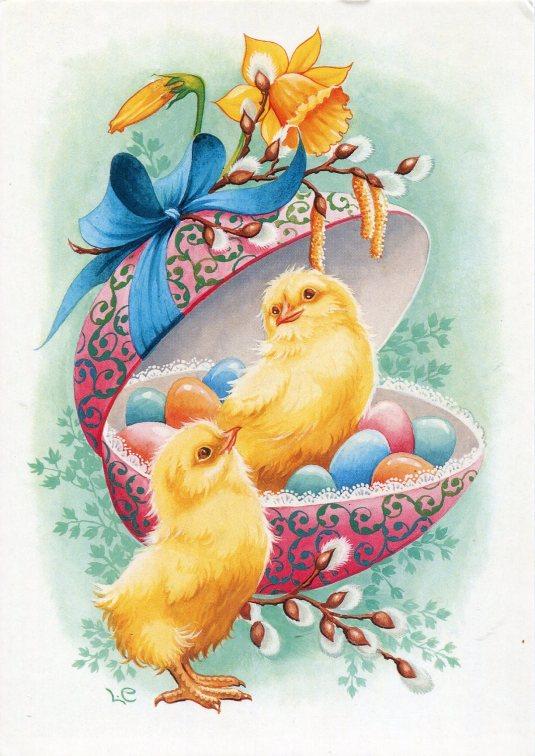 Estonia - Easter Ducklings
