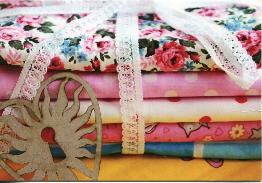 Russia - Fabrics