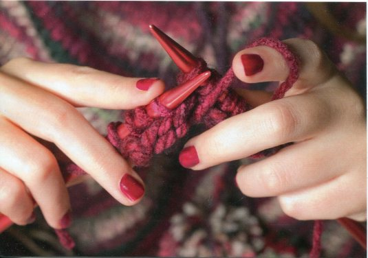 Russia - Knitting