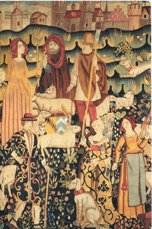 USA - Z - French Tapestry