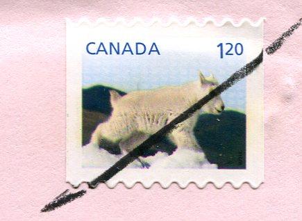Canada - Le Pont Laviolette stamps