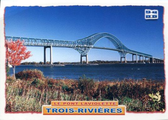 Canada - Le Pont Laviolette