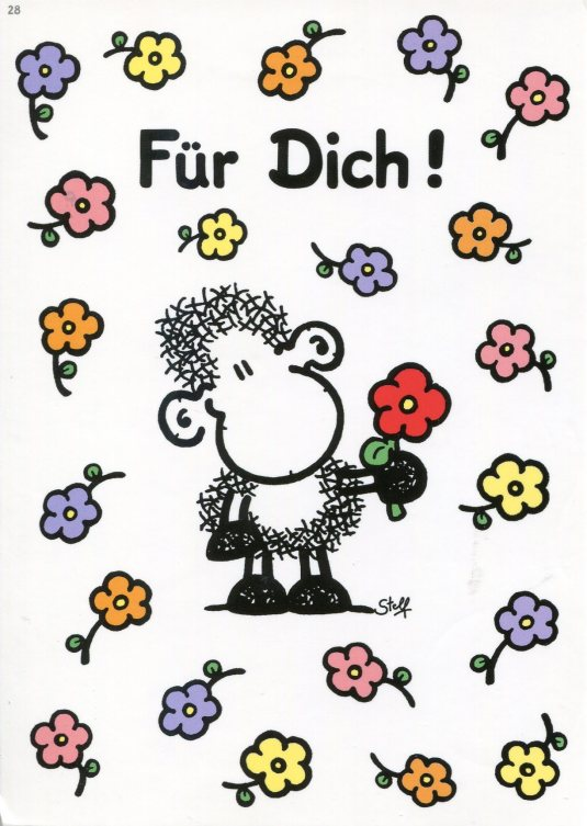 Germany - For You Sheep