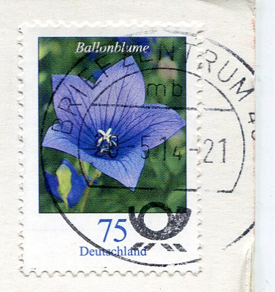 Germany - Rodent stamps