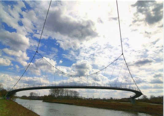 Germany - Sickle Bridge