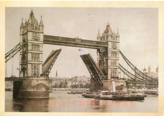 UK - The Tower Bridge