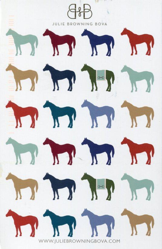USA - Z - Horse Print