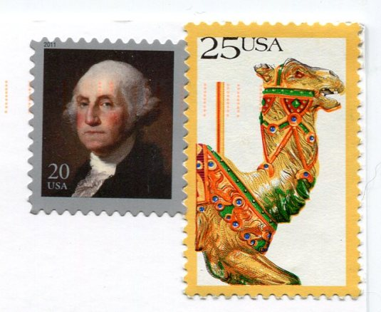 USA - Z - Lemon Label stamps